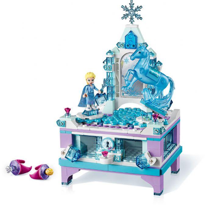 Elsa smykkeskrin - Frost 2 smykkeskrin