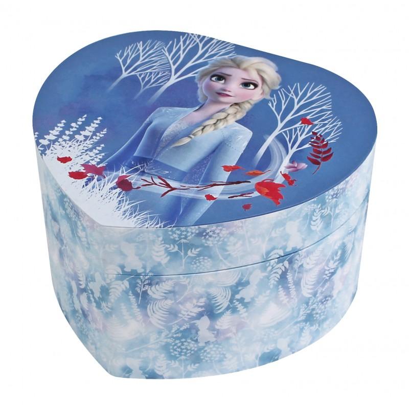 Trousselier hjerte smykkeskrin Frozen 2 - Frost 2 smykkeskrin