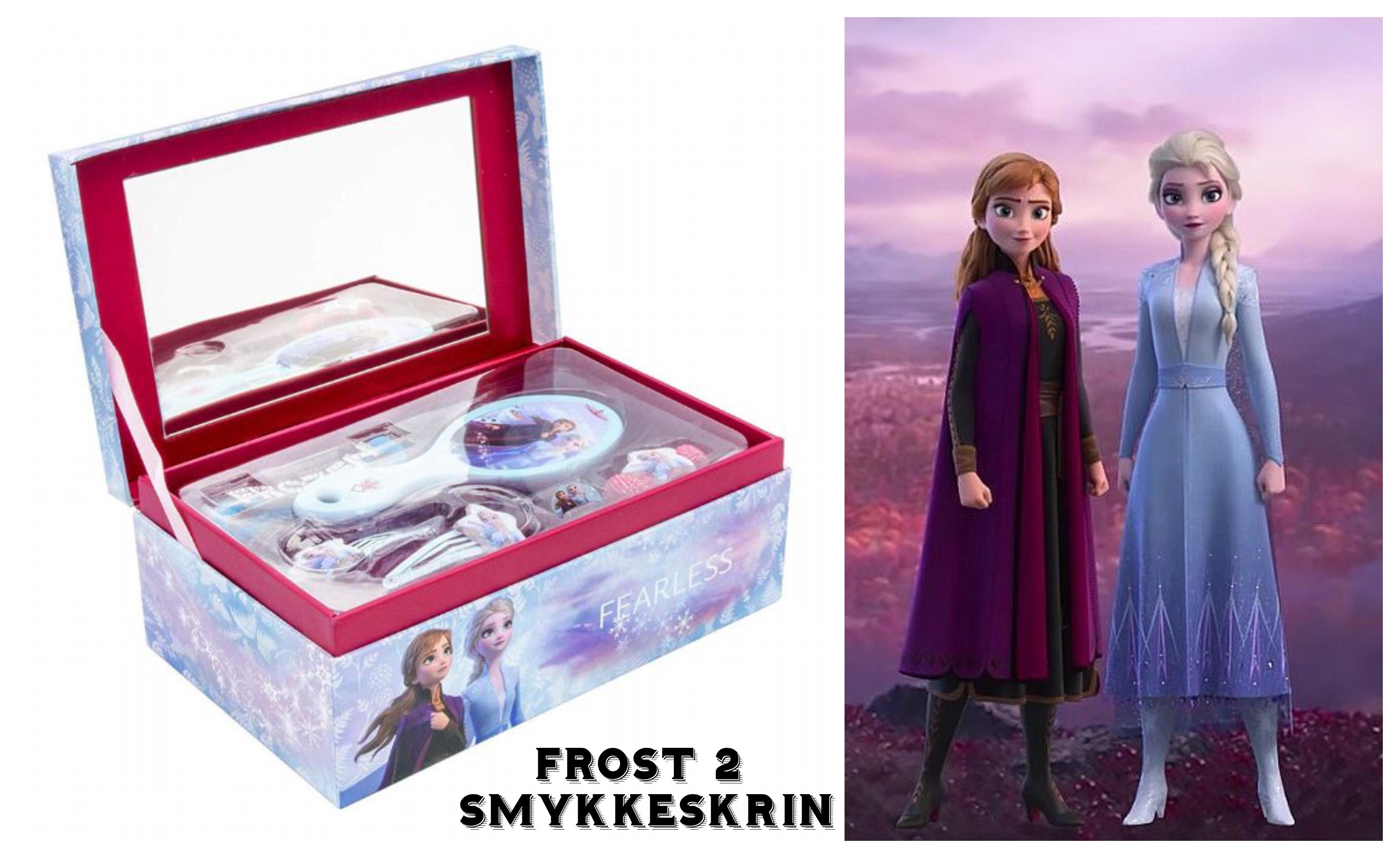 Frost 2 smykkeskrin