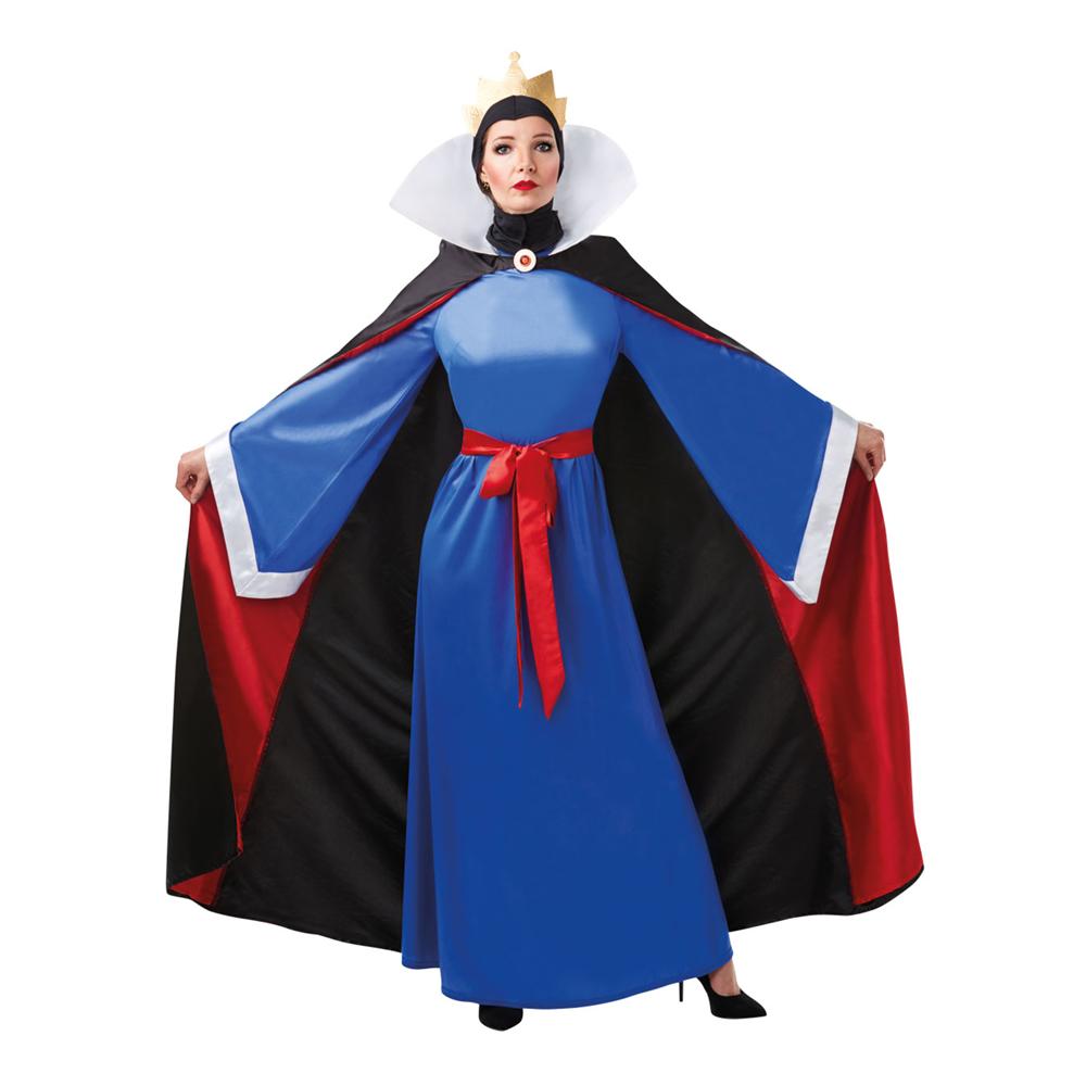 Den onde dronning kostume - Snehvide kostume til voksne
