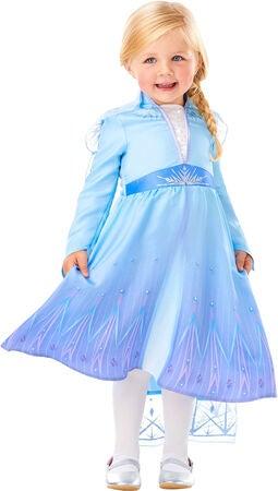 Disney frost elsa kostume - Disney prinsesse kostume til børn