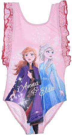 Disney frozen 2 badedragt 1 - Frost badetøj til børn