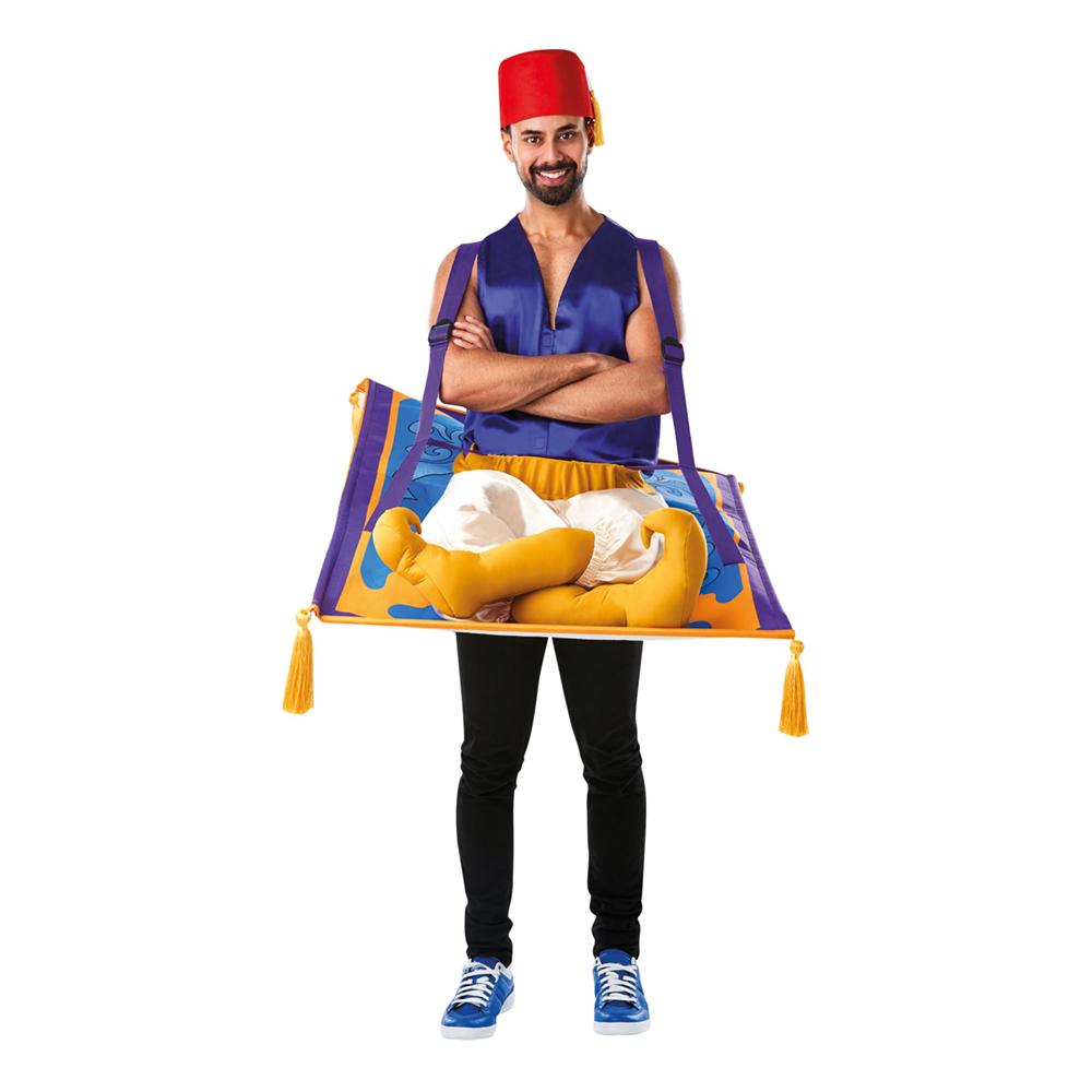 Flyvende tæppe kostume - Aladdin kostume til voksne