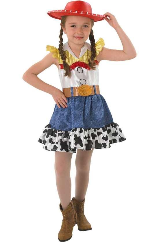 Jessie børnekostume - Toy Story børnekostumer