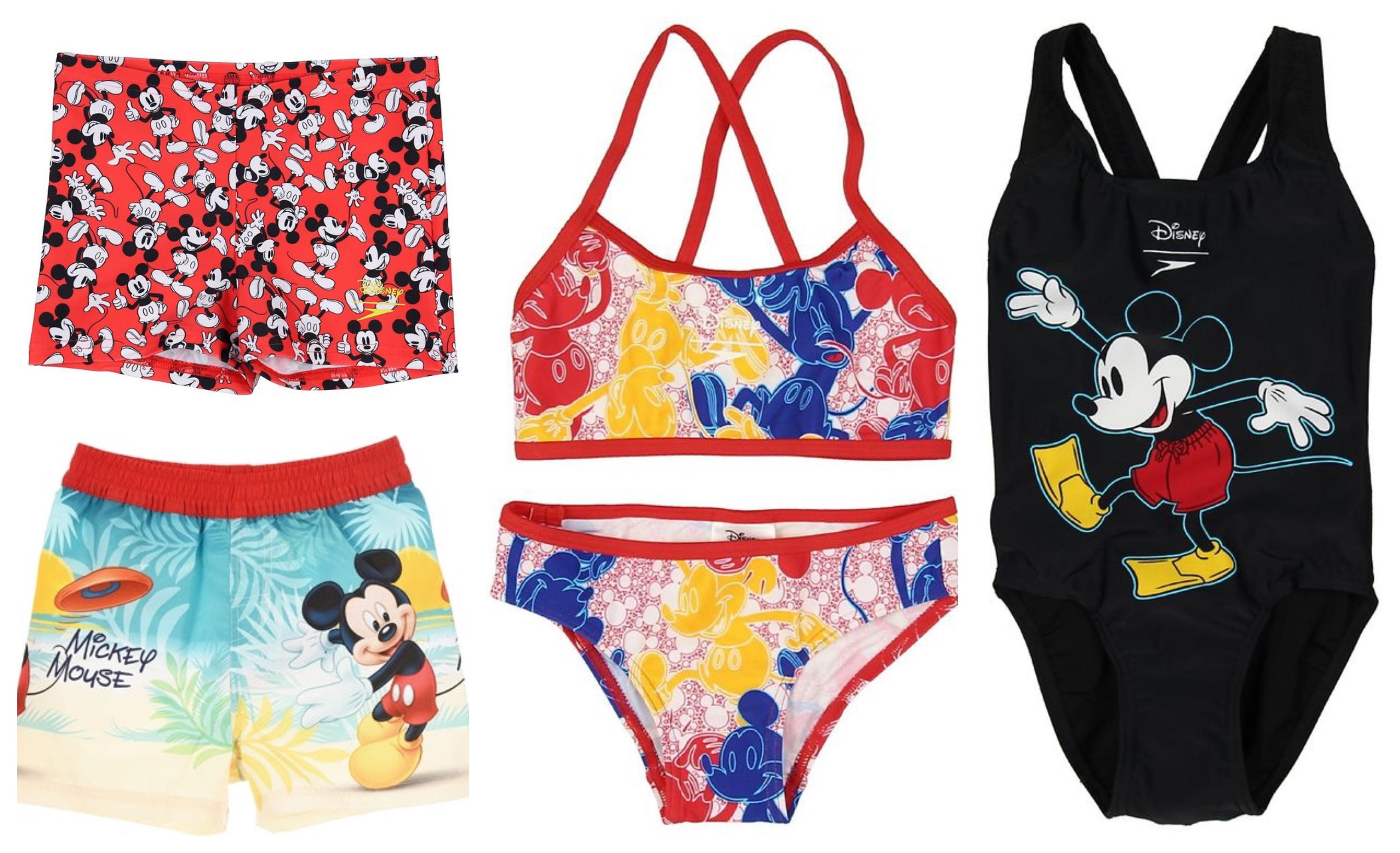 Mickey Mouse badetøj til børn