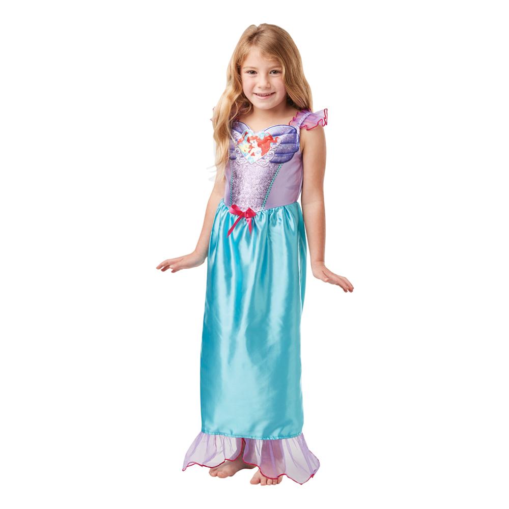 ariel kostume til børn - Disney prinsesse kostume til børn