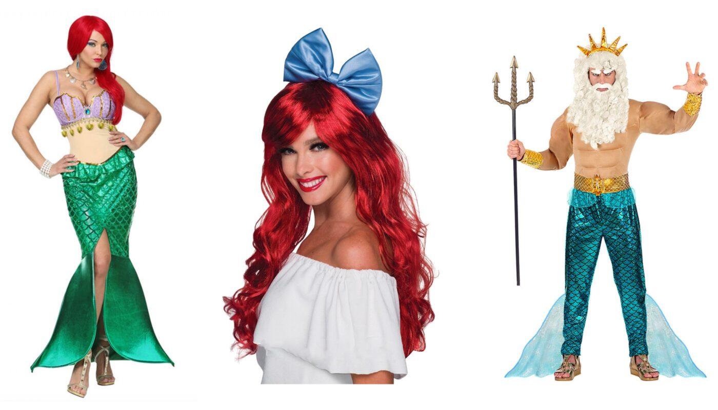 ariel kostume til voksne 1400x800 - Ariel kostume til voksne