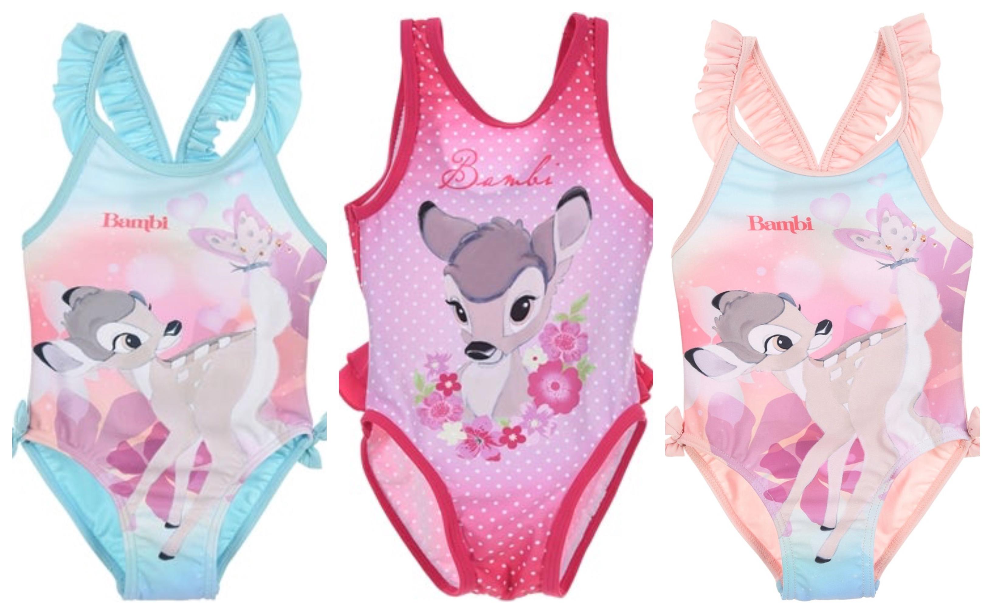 Bambi badetøj til børn