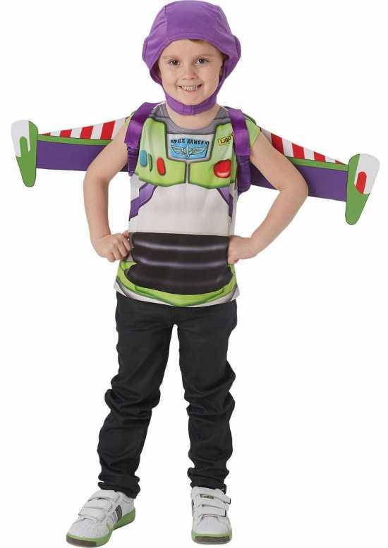 buzz lightyear børnekostume - Toy Story børnekostumer