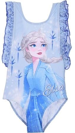 elsa badedragt frost 2 - Frost badetøj til børn