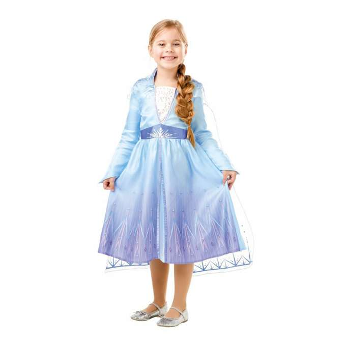 elsa udklædning til børn - Disney prinsesse kostume til børn