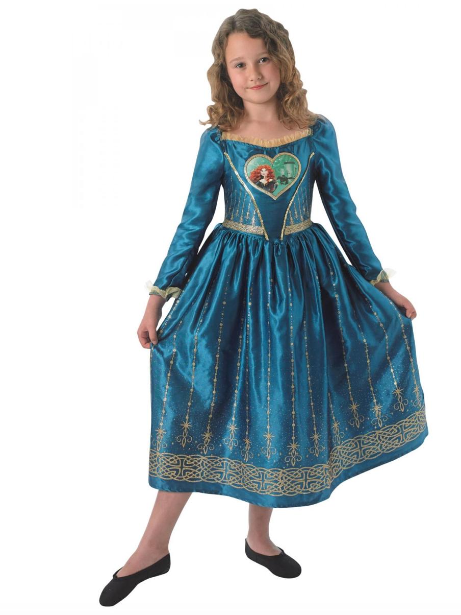 modig merida kostume - Merida kostume til børn