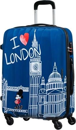 American Tourister Mickey Mouse rejsekuffert - Mickey Mouse kuffert