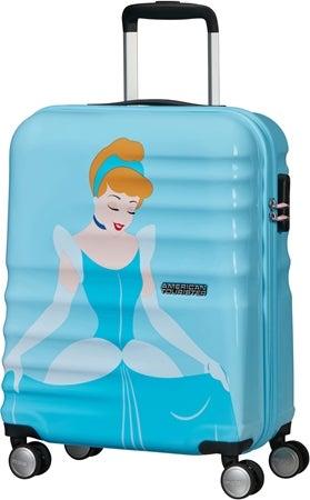 American tourister askepot kuffert - Disney prinsesse kuffert
