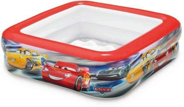 Cars børnebassin - Disney badebassin til børn - hygge i sommervarmen