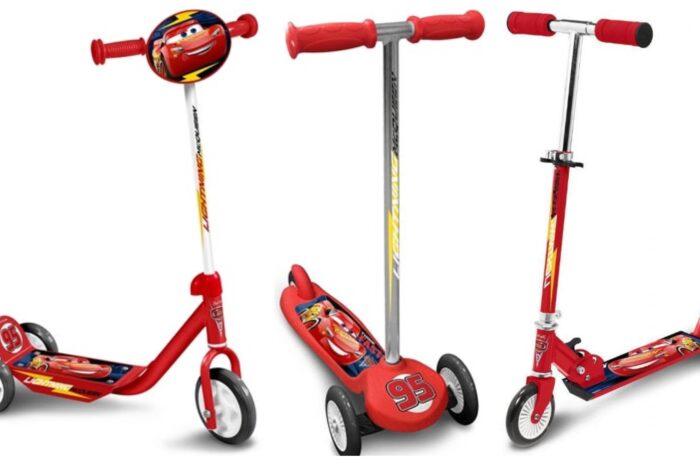 Disney Cars løbehjul til børn