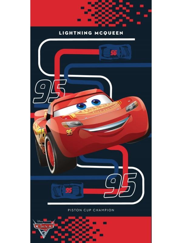 Disney Cars badehåndklæder - Cars badehåndklæde