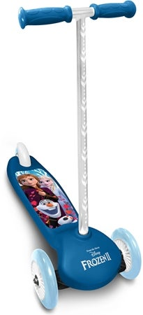 Disney Frozen 2 løbehjul - Disney Frost løbehjul til børn