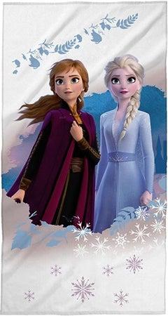 Disney Frozen badelagen - Frost badehåndklæde til din Frost prinsesse