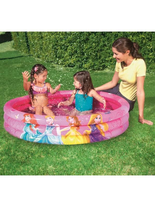 Disney Prinsesser badebassin til børn - Disney badebassin til børn - hygge i sommervarmen