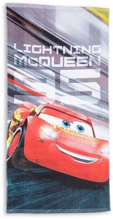 Disney cars håndklæde - Cars badehåndklæde