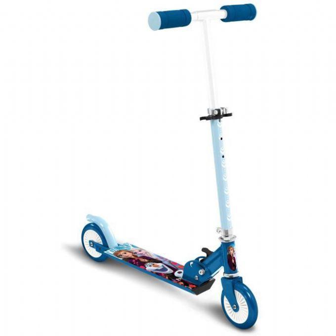 Disney foldbart løbehjul med frost 2 - Disney Frost løbehjul til børn