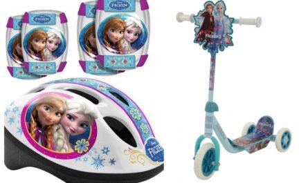 frost løbehjul til børn, frost 2 løbehjul til piger, frozen løbehjul til børn, frozen 2 løbehjul, frost løbehjul med 3 hjul, disney løbehjul til piger, disny løbehjul med 3 hjul