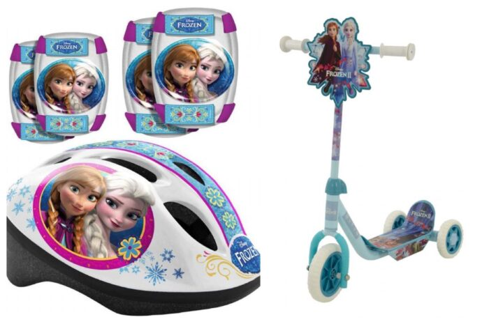 Disney Frost løbehjul til børn