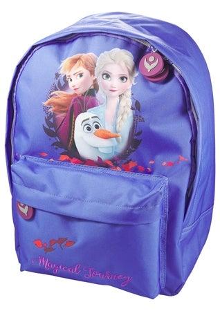 Disney frozen 2 børnerygsæk - Frost rygsæk - tag Frostfigurerne med på tur