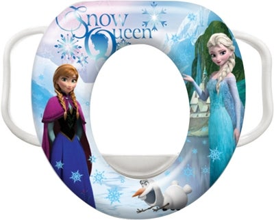 Disney frozen toiletsæde - Disney potte og toiletsæde