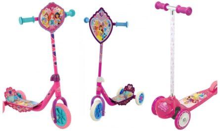 Disney prinsesse løbehjul til børn, disney princess løbehjul til børn, disney løbehjul til piger, Disney trehjulet løbehjulet, løbehjul med disney motiv, disney løbehjul med 3 hjul, disney prinsesser gaver