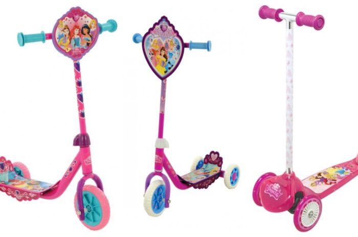 Disney prinsesse løbehjul til børn