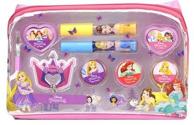 Disney prinsesser sminketaske - Disney toilettaske til børn (og voksne)