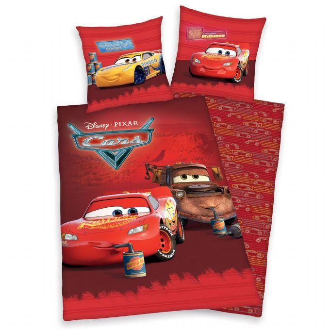 Disney sengetøj med cars motiv - Cars sengetøj