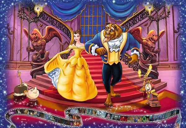 Disney skønheden og udyret puslespil til voksne - 10+ Belle gaveideer til voksne