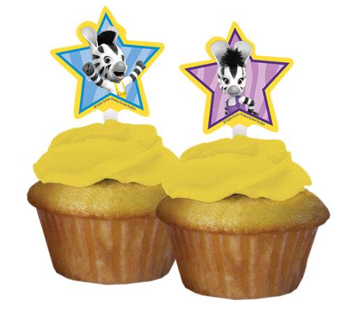 Disney zou muffins pynt disney zou fødselsdag - Disney Zou fødselsdag borddækning