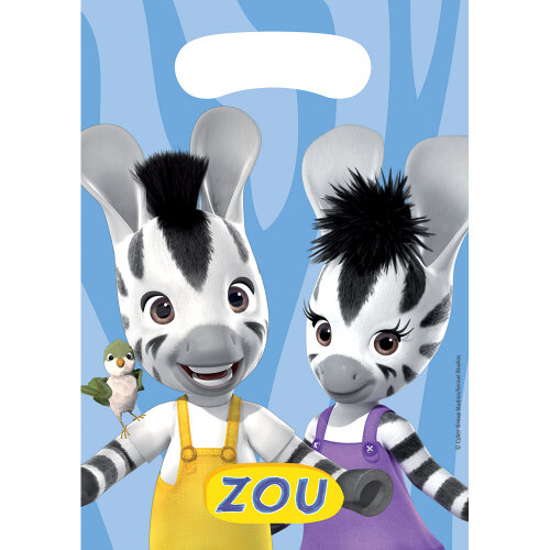 Disney zou slikpose - Disney Zou fødselsdag borddækning