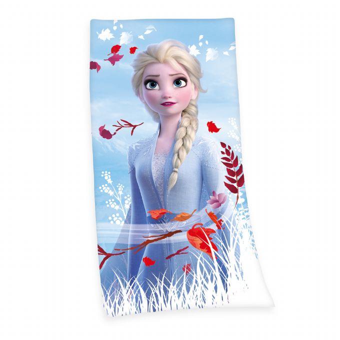 Elsa frost 2 badehåndklæde - Frost badehåndklæde til din Frost prinsesse