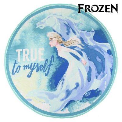 Elsa frost 2 håndklæde - Frost badehåndklæde til din Frost prinsesse