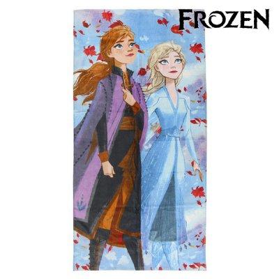 Frost 2 håndklæde - Frost badehåndklæde til din Frost prinsesse