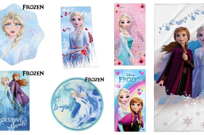 Frost badehåndklæde til din Frost prinsesse