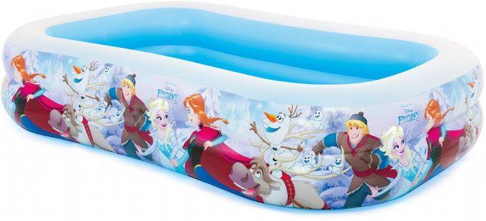 Frozen badebassin til børn - Disney badebassin til børn - hygge i sommervarmen