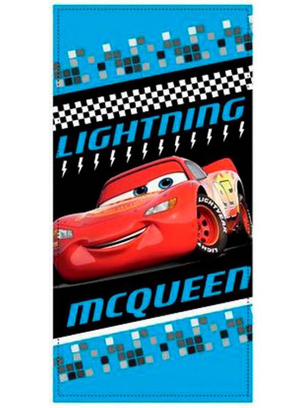 Mcqueen strandhåndklæde - Cars badehåndklæde
