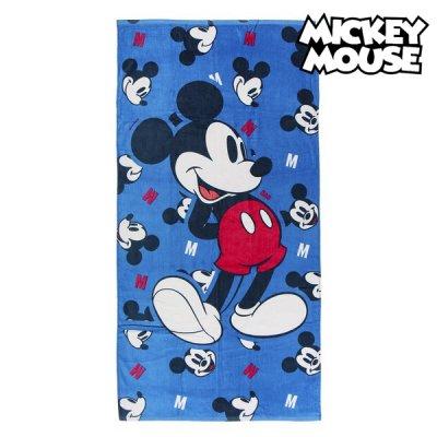 Mickey Mouse badehåndklæde - Mickey Mouse badehåndklæde