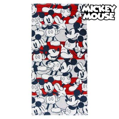 Mickey mouse håndklæde - Mickey Mouse badehåndklæde
