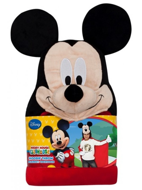 Mickey mouse poncho - Mickey Mouse badehåndklæde