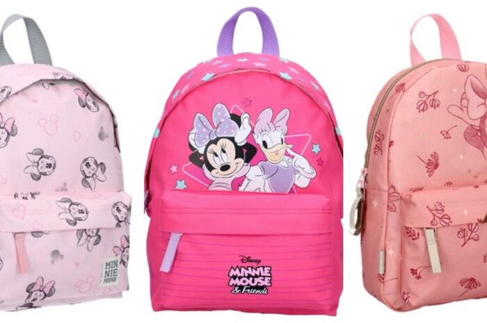 Minnie Mouse rygsæk