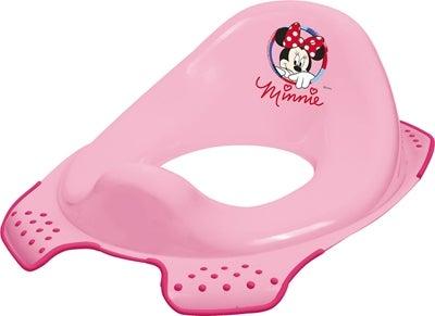 Minnie Mouse skridsikker toiletsæde til børn - Disney potte og toiletsæde