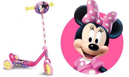 Minnie mouse løbehjul til børn 445x265 - Minnie Mouse løbehjul til børn