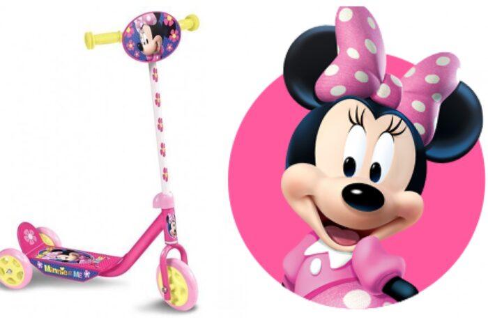 Minnie Mouse løbehjul til børn